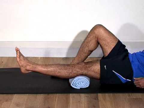 Effective VMO strengthening exercise - YouTube