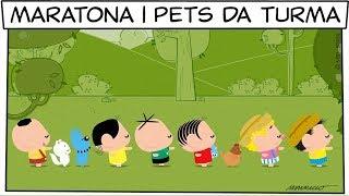 Mônica Toy | Maratona de episódios só com os pets dos Toys!