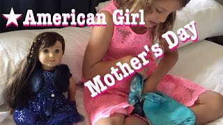 American Girl Doll Mother's Day