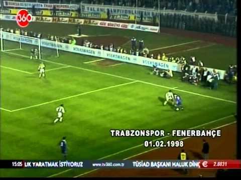 Fenerbahçe Trabzonspor Maçları Nostalji Futbol