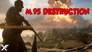 Battlefield 1 Gewehr M.95 Destruction Back To Basics Custom Mode