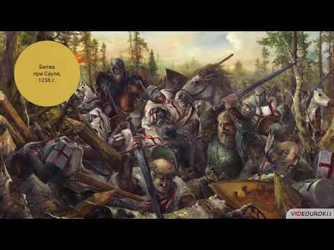 Монгольское нашествие русские земли под властью золотой орды видеоурок