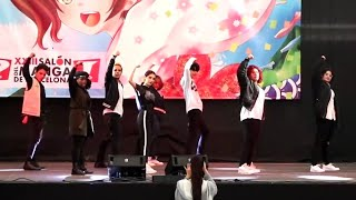 """Video """"Power (파워)"""" - EXO 엑소 [Dance Cover by TheBOX feat. V.I.D & Bittersweet] download MP3, 3GP, MP4, WEBM, AVI, FLV April 2018"""