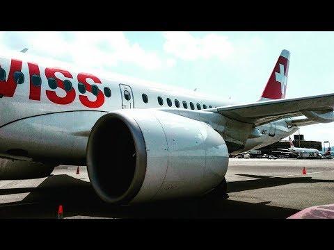 TRIP REPORT | Swiss (ECONOMY) | Bombardier CS-100 | Zurich - Düsseldorf |