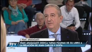 Iñaki Anasagasti desvela los trapos sucios de la familia Borbón