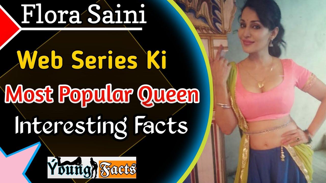 Download Interesting Facts About Flora Saini Jo Web Series Ki Queen Mani Jati Hai   Biography  