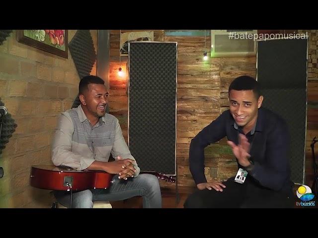 Bate Papo Musical com Edson Pátrios