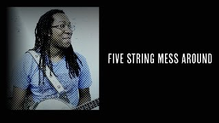 5 String Mess Around - Episode 007 - Hubby Jenkins  (Clawhammer Banjo Lessons + Hangout)