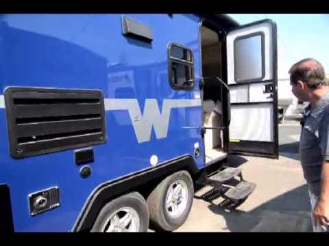 Unique 2016 Winnebago Micro Minnie 2106 FBS Travel Trailer With Slide Only