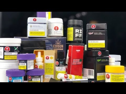 How legal cannabis will be packaged and advertised
