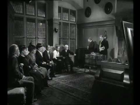 young frankenstein - deleted scene 1 - the reading of the will