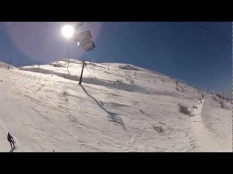 Mount Hermon Ski Resort - Israel - VANoftheSHANEs
