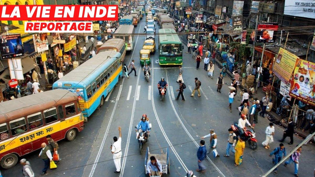 Download Documentaire - La Vie En Inde, Pauvreté, Richesse - documentaire francais 2020