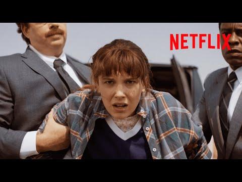 STRANGER THINGS 4 llega en 2022 | Netflix España