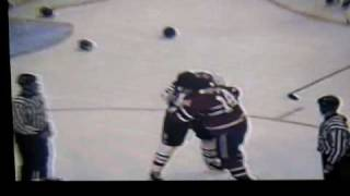 terry ryan vs matt o dette round 1 hockey fight ahl fights 1998 99 mov