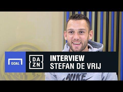 """Stefan De Vrij """"Luis Suarez is the toughest attacker to mark"""""""