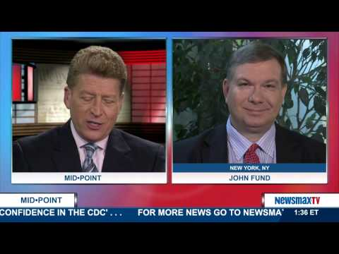 MidPoint   John Fund to discuss the double digit rate hikes for individual plans in Obamacare