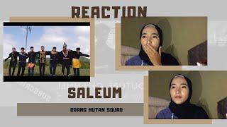 ORANG HUTAN SQUAD - SALEUM Musik I Medan Reaction | Luar Biasa Aceh 👏🏻👏🏻👏🏻