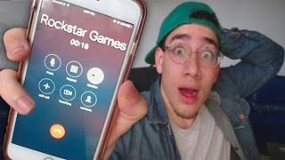 calling rockstar asking gta 6 release date