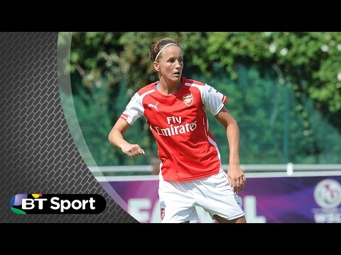 A Day In The Life Of: Casey Stoney | #btsport