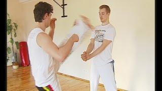 Capoeira. Капоэйра для начинающих - базовые упражнения