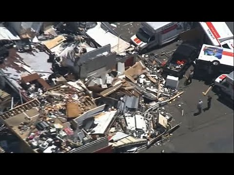 National Weather Service Confirms PA Tornado