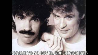 HALL AND OATES - YOU MAKE MY DREAMS- SUBTITULADO AL ESPAÑOL