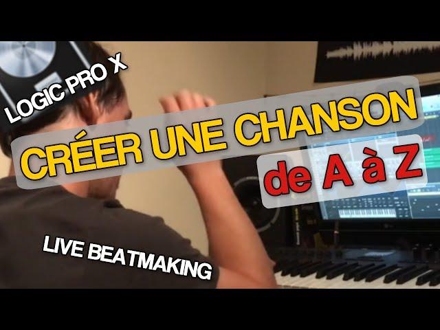 Créer un titre de A à Z... en 1h ! SongMaking - Logic Pro X