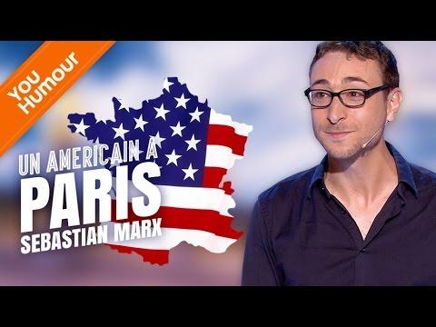 SEBASTIAN MARX - Un Américain à Paris