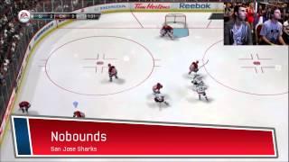 NHL Finals - EA Challenge Series 13
