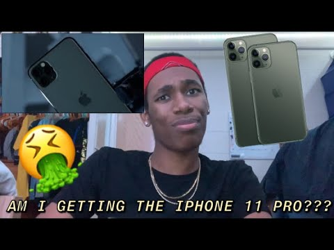 iPhone 11 Pro (REACTION VIDEO) (Introducing iPhone 11 Pro — Apple)