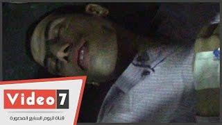 بالفيديو .. أول حالة إضراب عن الطعام والدواء لحملة الماجستير وتعرضه لفقدان الوعى
