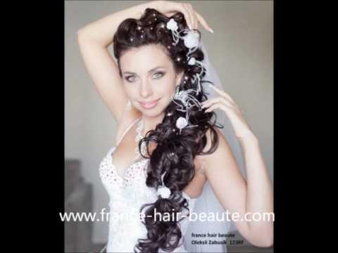 video speciale chignons et strass cheveux bijoux pour cheveux youtube. Black Bedroom Furniture Sets. Home Design Ideas