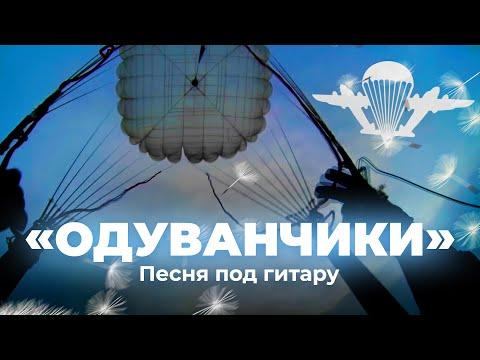 Армейская песня под гитару - Одуванчики