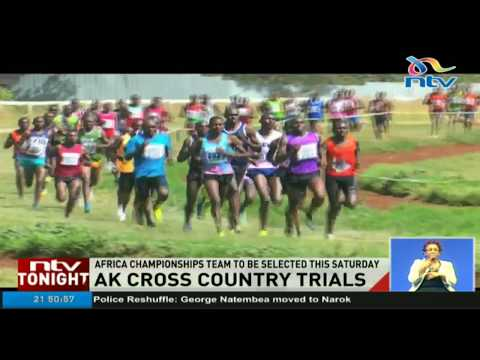 AK to hold cross country trials