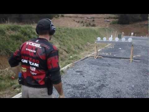 Bob Vogel - Shooting Plate Rack