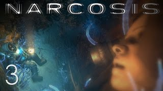 Narcosis [3] - Oh great, NOW THERE IS LAVA (Non-VR Gameplay / Walkthrough)