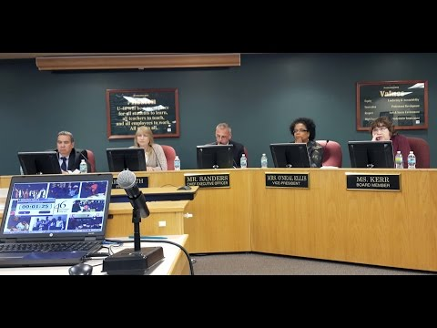 Elgin School Board Deadlocked over Locker Room Issue
