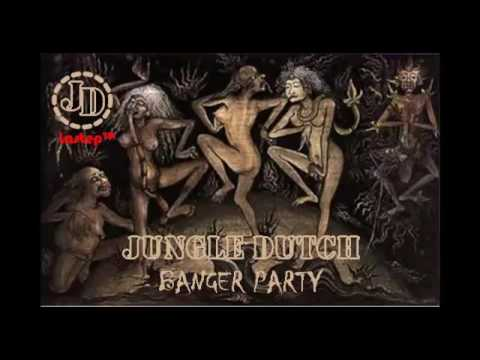 JUNGLE DUTCH - BANGER PARTY LAST YEAR