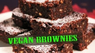 Best Vegan Brownie Recipe | The Vegan Zombie
