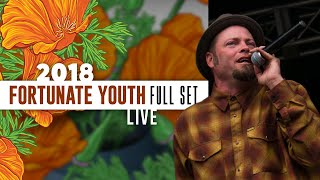 Fortunate Youth | Full Set [Recorded Live] - #CaliRoots2018