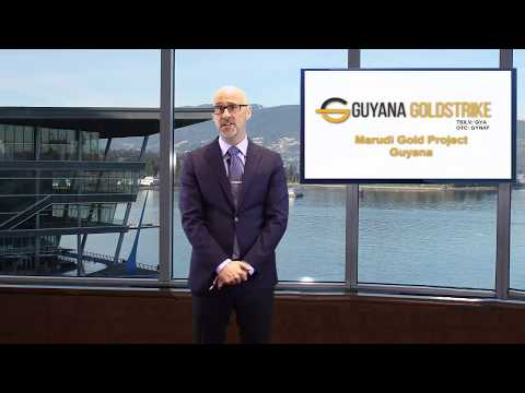 Guyana Goldstrike – Marudi Gold Project