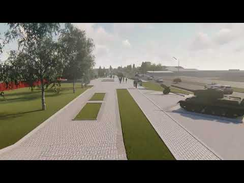 Проект благоустройства улицы Ленина в Новой Усмани