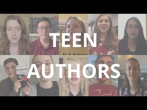 Inside the Life of Teenage Authors