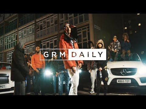 Born Trappy - On The Corner [Music Video] | GRM Daily