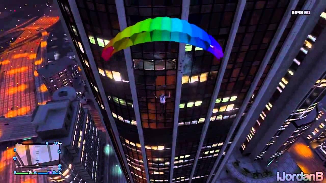 GTA 5 Online Secrets: Accessible Building (IAA Building ...