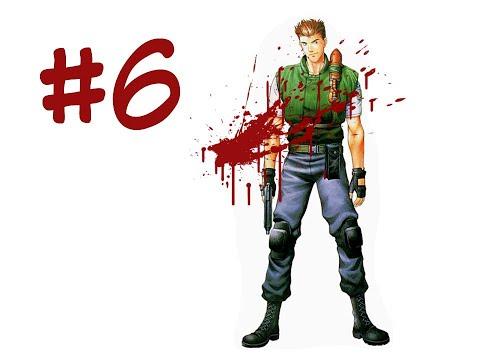 Прохождение Resident Evil (1996) за Криса #6 ПРОЩАЙ ОСОБНЯК,ПРИВЕТ КАТАКОМБЫ.