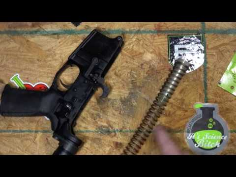 How to Clean and Lube an AR-15