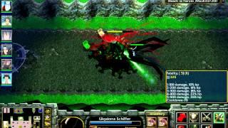 Warcraft 3: Frozen Throne | Bleach vs. Naruto | Ulquiorra