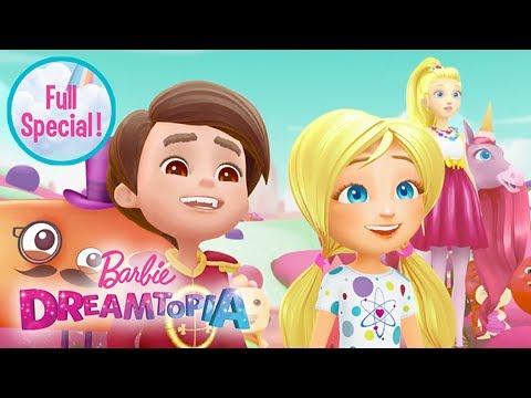 Barbie Dreamtopia: Festival Of Fun - Full Movie | Dreamtopia | Barbie